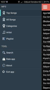 Sholawat Veve Zulfikar apk screenshot