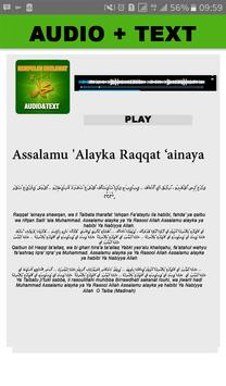 Kumpulan Sholawat Nabi Terbaru Text + Audio screenshot 1