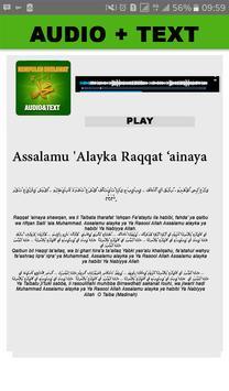 Kumpulan Sholawat Nabi Terbaru Text + Audio screenshot 3