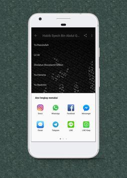 Sholawat Nabi Mp3 Lengkap apk screenshot