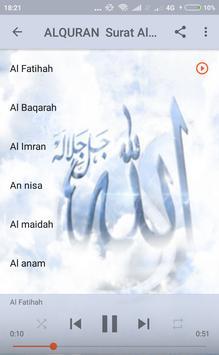 Al-Qur'an & Sholawat Lengkap screenshot 4