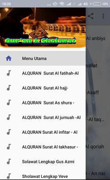 Al-Qur'an & Sholawat Lengkap screenshot 5