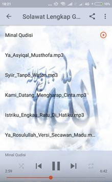 Al-Qur'an & Sholawat Lengkap screenshot 3