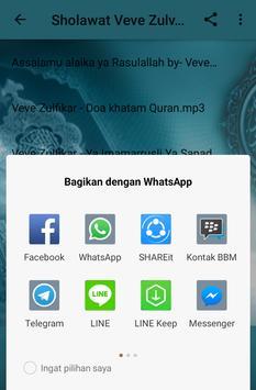 Kumpulan Sholawat Nabi Terbaru screenshot 2
