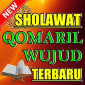 SHOLAWAT QOMARIL WUJUD TERBARU DAN KOMPLIT icon
