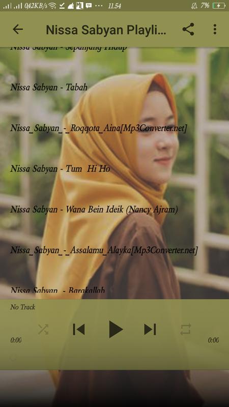 Nissa Sabyan Ya Habibal Qolbi Mp3 Offline For Android Apk Download
