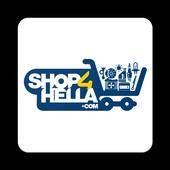Online Shop4Hella icon