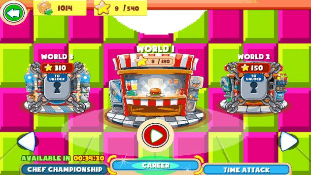 Burger Chef : New Burger Shop Fast Food Chef Free screenshot 3