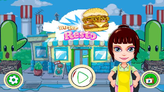 Burger Chef : New Burger Shop Fast Food Chef Free screenshot 5