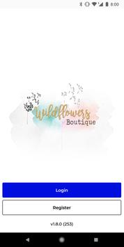 Shop The Wildflowers poster