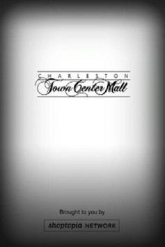 Charleston Town Center Mall poster