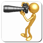 Famous People Paparazzi Diary icon