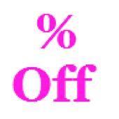 Talking Discount Calculator icon