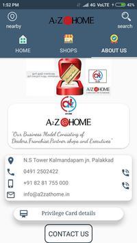 A2z@Home screenshot 1