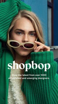 SHOPBOP - Women's Fashion poster
