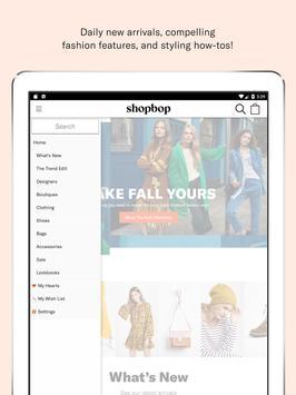 SHOPBOP - Women's Fashion apk screenshot