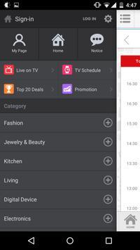 SHOP CJ Mobile App apk screenshot
