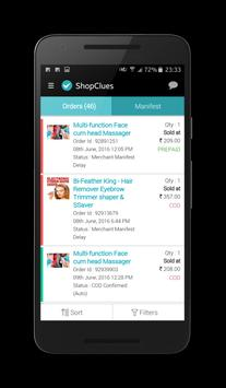 Shopclues Seller apk screenshot