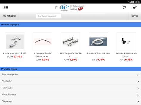 Colditz-Modellbau apk screenshot