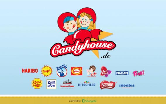 Candyhouse.de apk screenshot