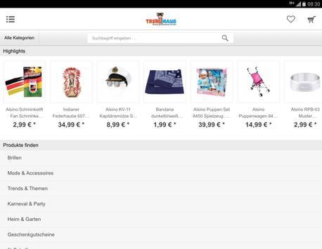 trendmaus.de screenshot 5