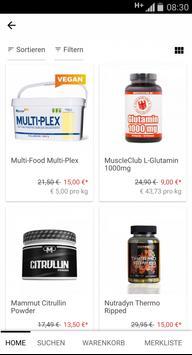 Fit Food Online Shop apk screenshot
