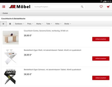 JR-Möbel apk screenshot