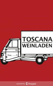 Toscana Der Weinladen poster