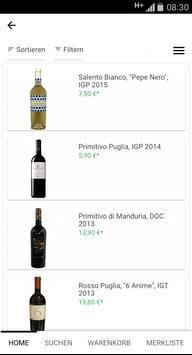 Toscana Der Weinladen screenshot 2