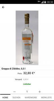 Toscana Der Weinladen screenshot 3