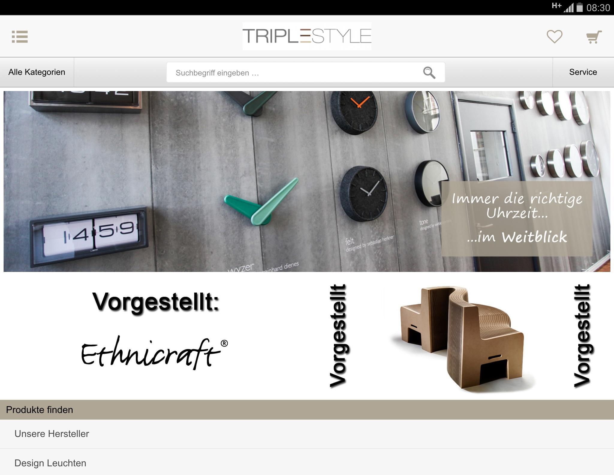 123style.de design möbel for android - apk download