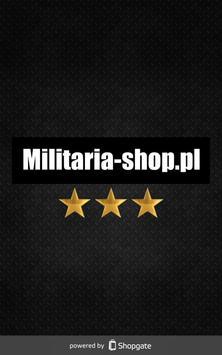 Militaria-Shop.pl poster