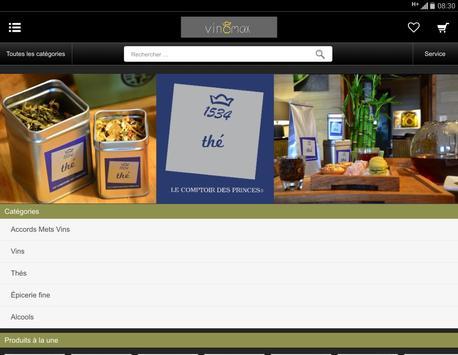 vinomax screenshot 5