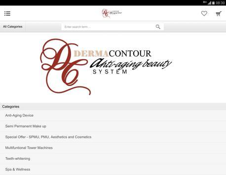 Dermacontour screenshot 5