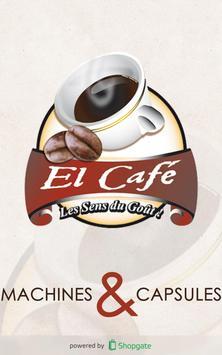 EL CAFE poster
