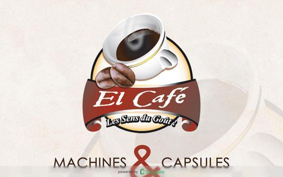 EL CAFE apk screenshot