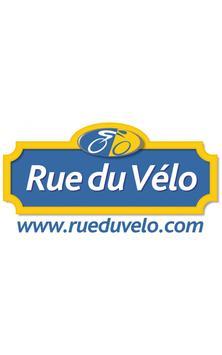 Rue du Vélo poster
