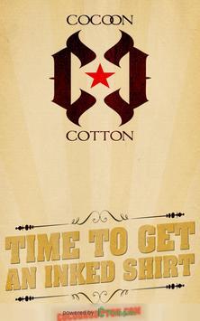 cocooncotton poster