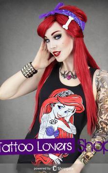 tattooloversshop.com poster