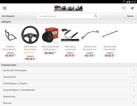BMS-Racing - Autotuning apk screenshot