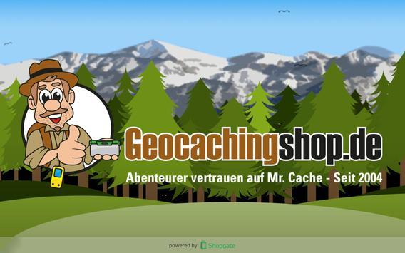 Geocachingshop.de screenshot 4