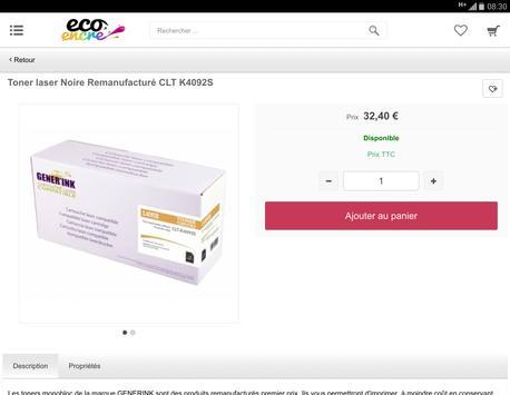 Eco Encre screenshot 6