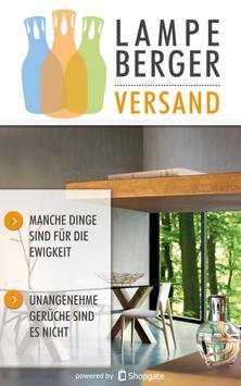 Lampe Berger Versand poster