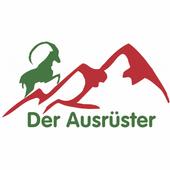Ausrüster- Shop- App icon