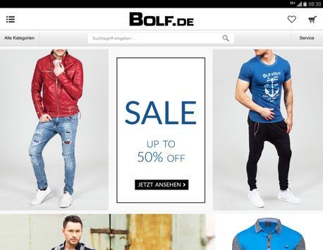Bolf.de screenshot 3