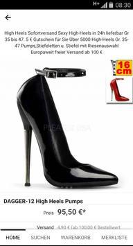 High-Heels-Discount apk screenshot