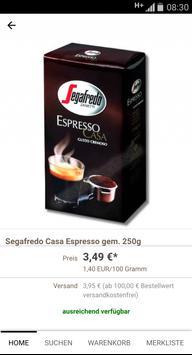 Kaffeeprinz screenshot 3