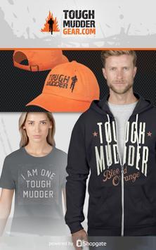 Tough Mudder Gear poster