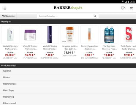 barber-shop24 apk screenshot
