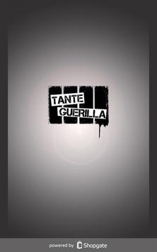 Tante Guerilla App poster